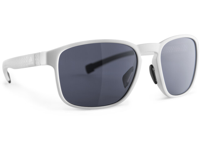 adidas Protean 3D_X Glasses white/grey